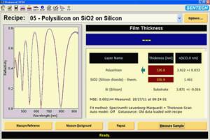 综合薄膜测量软件